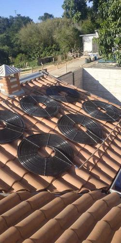 aquecedor solares de piscina