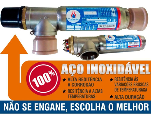 aquecedor trocador piscina 40.000lts turbohot manual bivolt