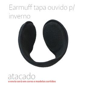 736ec55c586fa Tapa Orelha Frio - Acessórios da Moda no Mercado Livre Brasil
