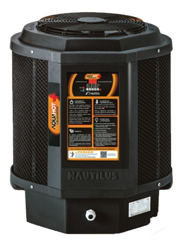 aquecimento para piscina trocador de calor automatico aa15
