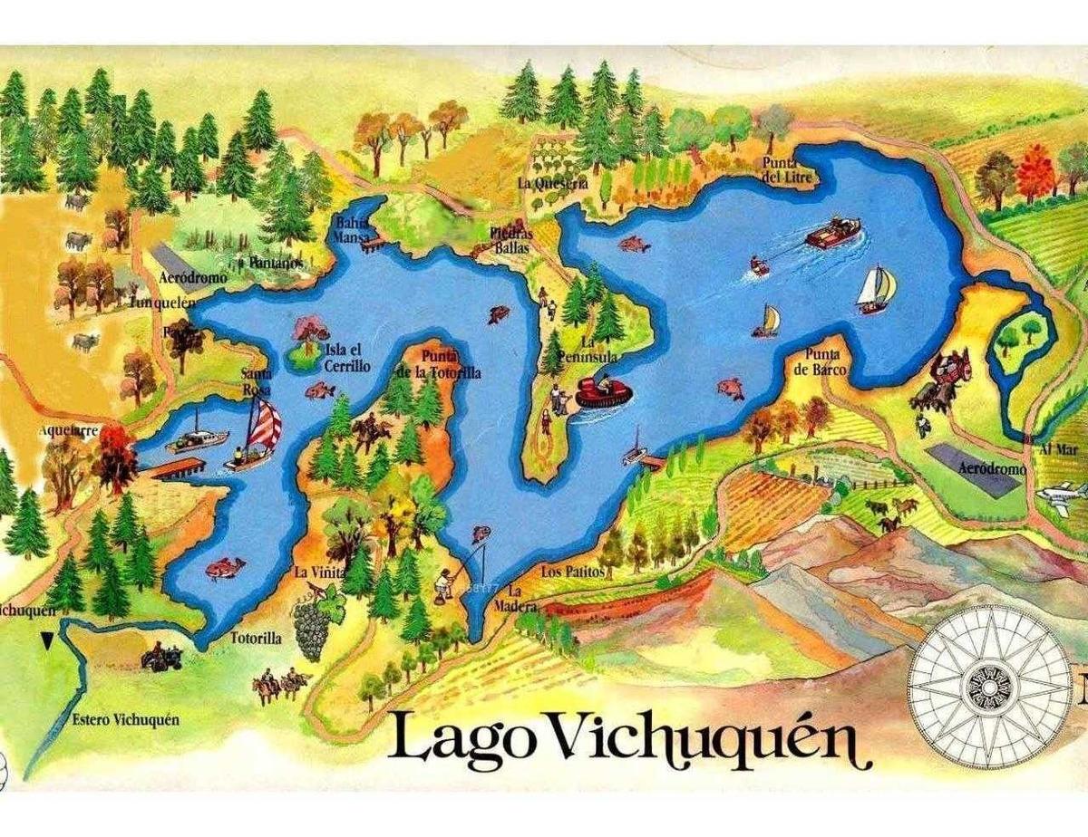 aquelarre, lago vichuquen