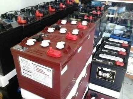 aqui.. ven y aprovecha * baterias trojan rojas de inversores