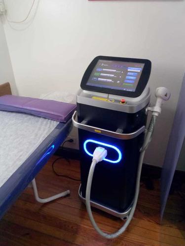 aquiler depilacion laser 3g ice speed portatil y verticales