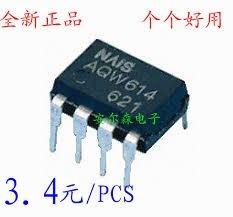 aqw614e photomos relays ( 5 peças)