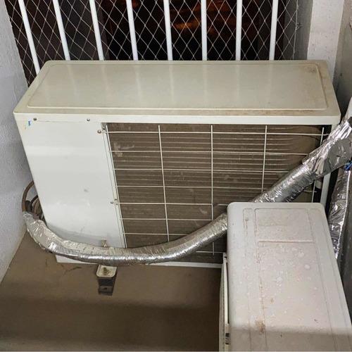 ar condicionado bi-split 18000btus electrolux 2 evaporadoras