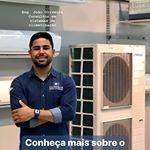 ar-condicionado climatização split inverter refrigeração