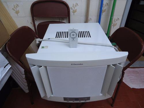 ar condicionado electrolux  controle remoto 7500 btus 127v