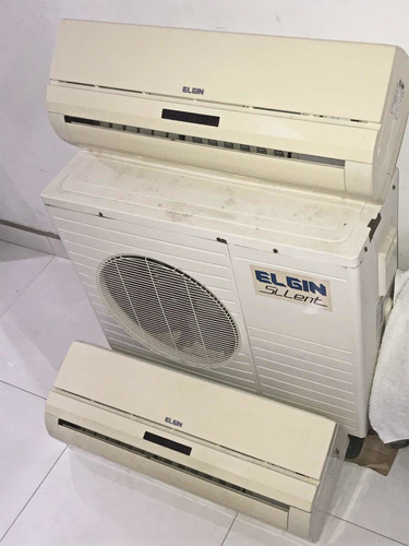ar condicionado elgin bi split