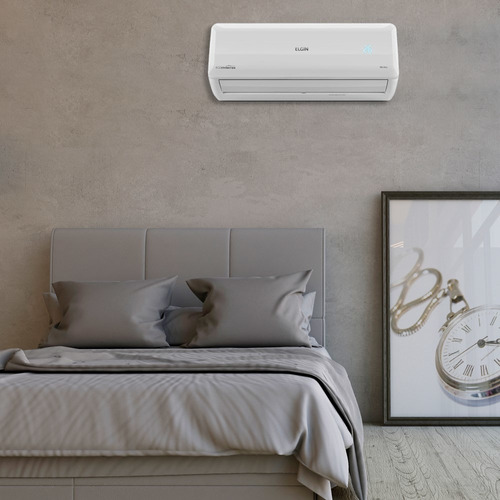 ar condicionado inverter elgin eco 24000 btus frio 220v