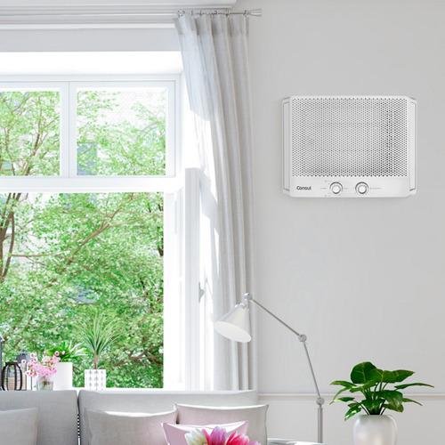 ar condicionado janela consul 7.500 btu/h frio mecânico ccb0