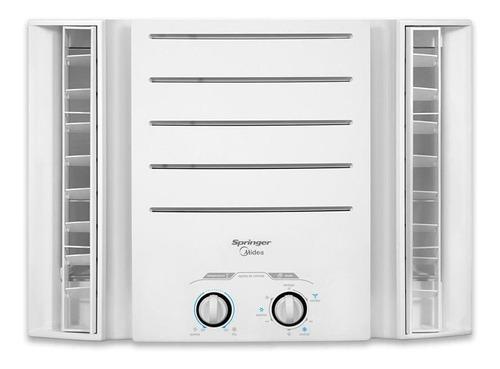 ar-condicionado janela springer midea   10.000 btus   220v