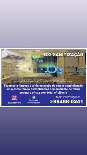 ar condicionado limpeza manutenção instalação