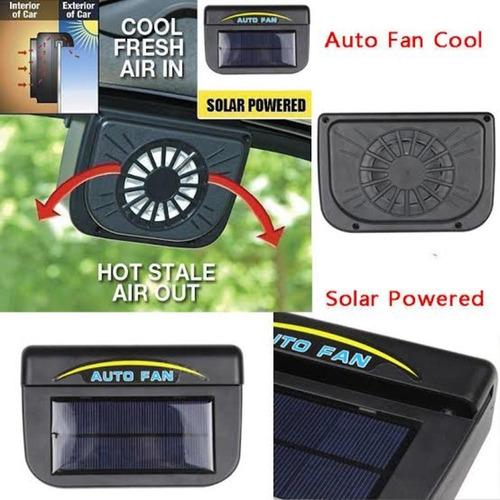 ar condicionado para carro solar ventilador caminhao sem fio