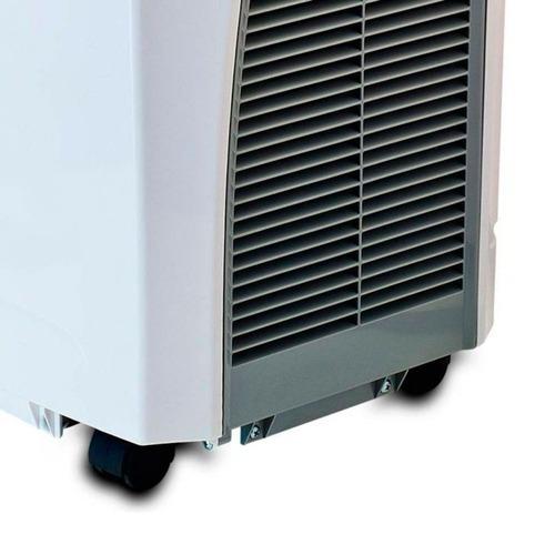 ar condicionado portátil 10.000 btus c/ controle remoto 110v
