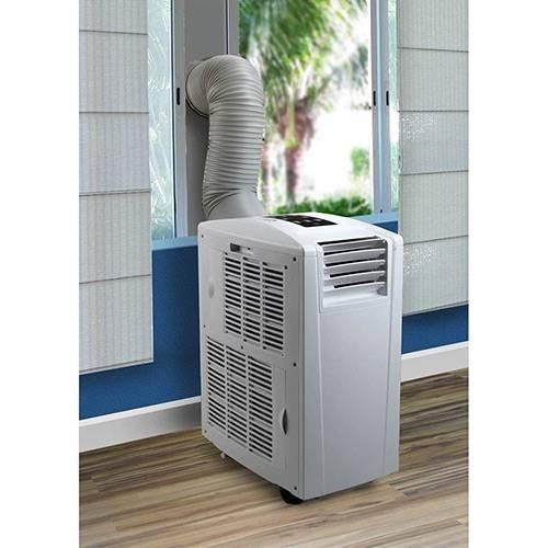 402d4b96d Ar Condicionado Portatil 9000 Btus Quente frio Elgin - R  1.349