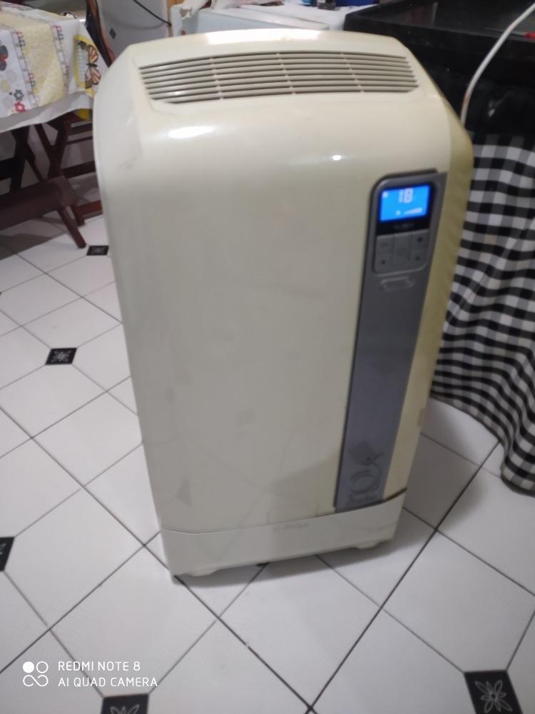 Ar Condicionado Portatil Delonghi Pac We125 12500 Btus R 600 00