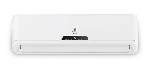 ar condicionado split electrolux ecoturbo 22000 frio 220v mo