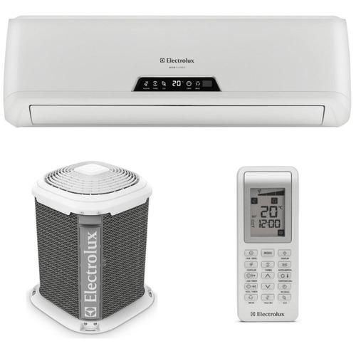 ar condicionado split electrolux ecoturbo 9000 btu frio 220v