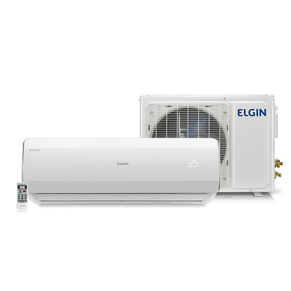 8b4f6d1ec ar condicionado split elgin eco power 12.000 btu h frio. Carregando zoom.