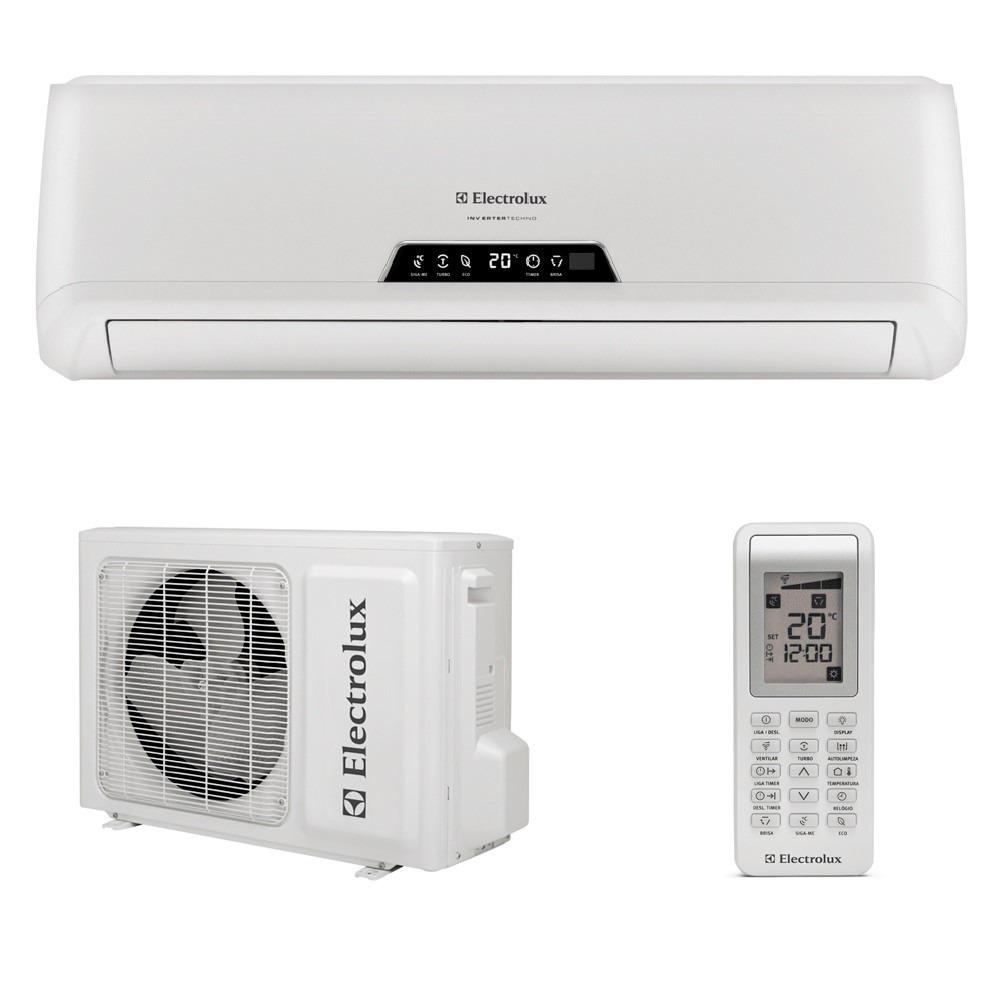 4b33e4712 ar condicionado split inverter 9000 btus frio electrolux. Carregando zoom.