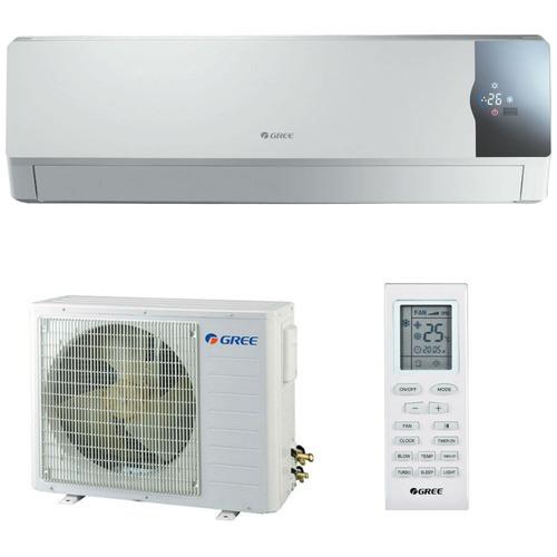 ar condicionado split inverter  cozy 9000 btus frio  gree