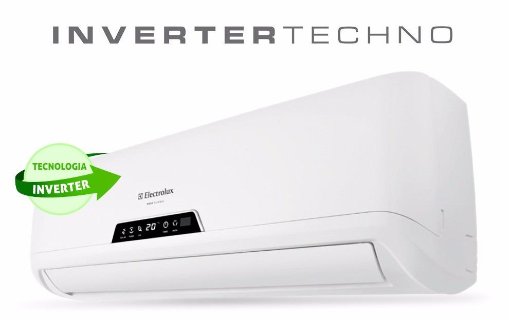 31a6fceba ar condicionado split inverter electrolux 12000 btu. Carregando zoom.