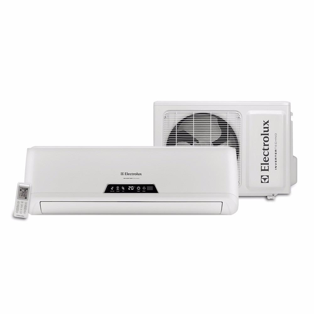a91b06d16 ar condicionado split inverter electrolux 12000 btu h frio. Carregando zoom.