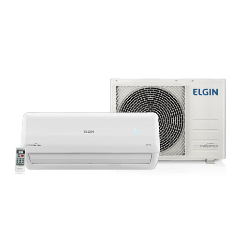 ar condicionado split inverter elgin eco 9.000 btu/h frio hv
