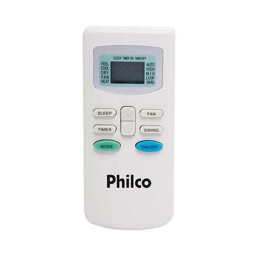 ar condicionado split philco top discharger 9.000 btu/h frio