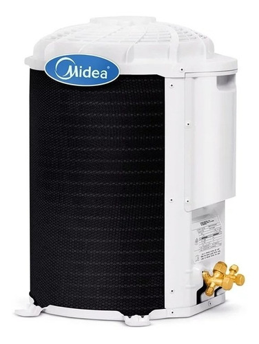 ar condicionado split springer midea 12000 btus frio 220v