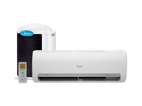 ar-condicionado split springer midea 9000 btus instalado