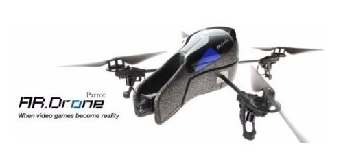 ar drone parrot estructura inferior