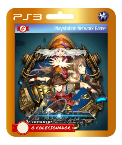 ar nosurge ode to an unborn star! ps3