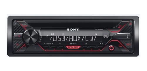 ar sony cdxg1200 55wx4/karaoke