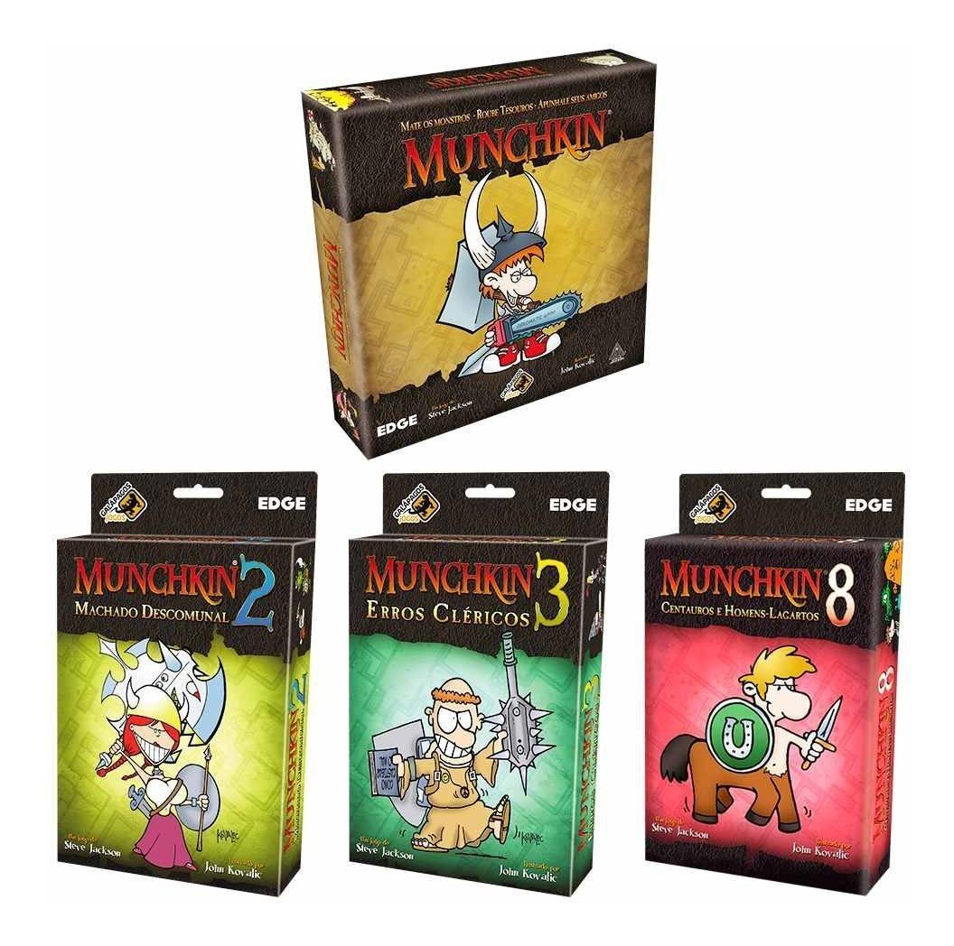 Resultado de imagem para jogo munchkin