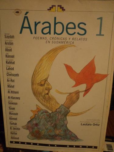 arabes 1 - poemas,cronicas y relatos en sudamerica by thx77