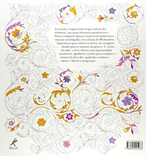 arabescos colorir moldes bordar estampar molduras afrescos