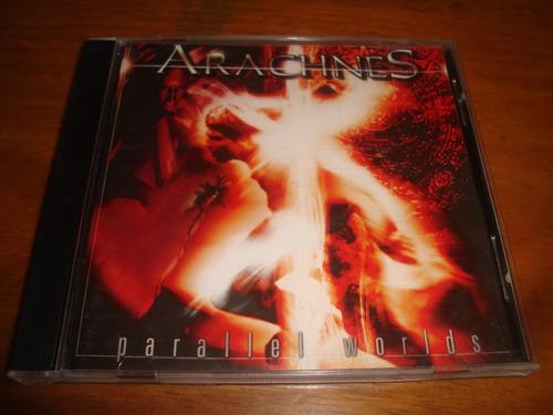arachnes -parallel- cd (iron maiden-helloween-dream theater)