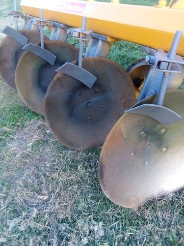 arado baldan de 4 discos