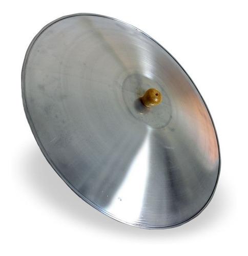 arado campeiro c/tripé removível de 50cm forjado em alumínio
