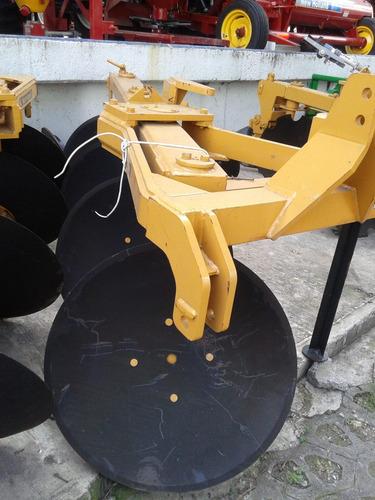 arado hidráulico de 4 discos kimball nuevo