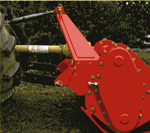 arado rotativo - rotovator caroni de 1,10 m ancho de trabajo