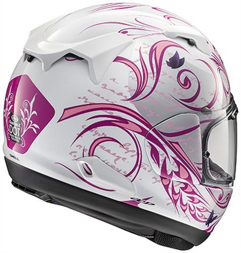 arai casco motocicleta