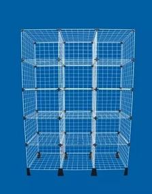 ff0e9d872 Aramado Para Roupas Lojas Casa Com 15 Cubos 30 X 40