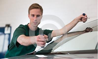 arame de corte com 25m retirada de vidros com cola quadrado