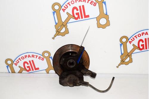 araña de suspensión izquierda renault clio 2 - as-1102