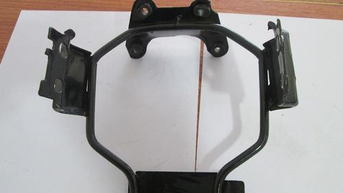 araña o base de faro delantero  moto horse 1