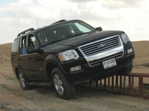 araña o meseta superior ford explorer 2006 al 2011