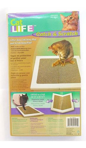 arañador para gatos importado