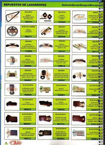 arandela alladio balancin guia cremallera art.14207/0